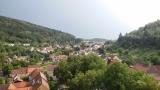 Pohled na jižní část Doubravníka.